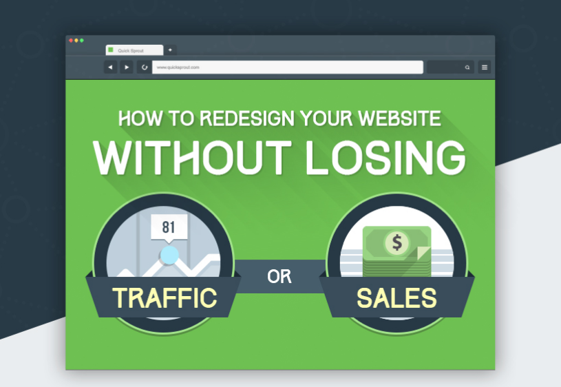 How to Redesign Your Website Without Losing Traffic or Sales