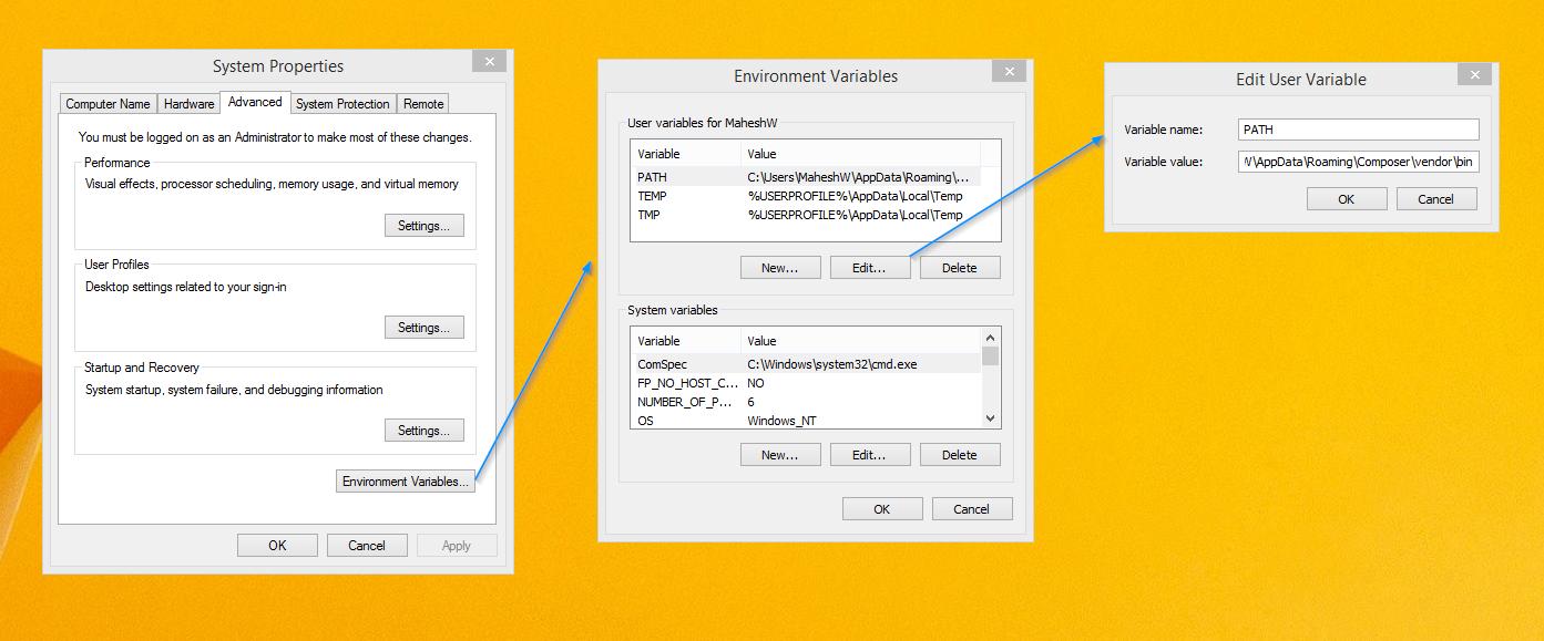 Setup WP CLI (WordPress Command Line Interface) on Windows